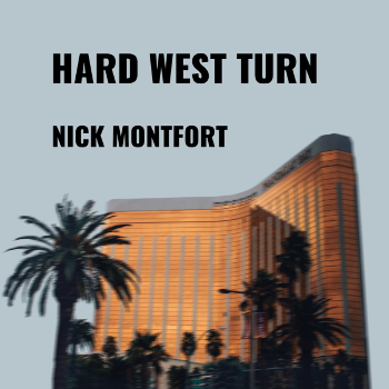 Hard West Turn, front cover.